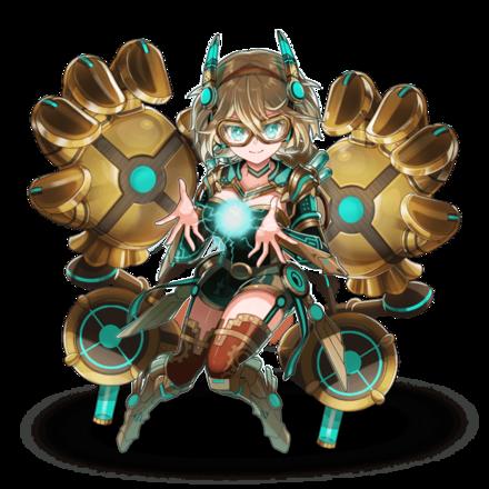 獣電装甲 リリーの画像