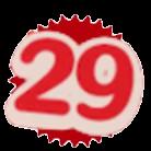 29アイコン