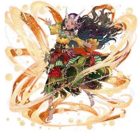 [踊る旅娘]ルイーテの画像