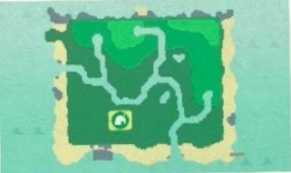 ハート型の地形2