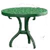 Iron Garden Table Image