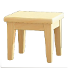 Wooden Mini Table Image