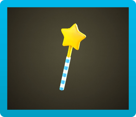 Star Wand Icon