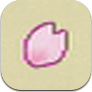 Cherry-Blossom Petal Icon
