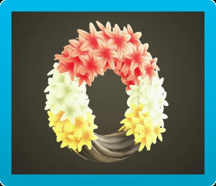 Hyacinth Wreath Icon