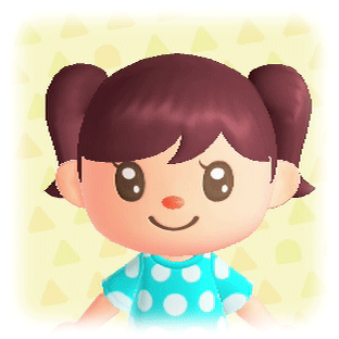 ポップな髪型3