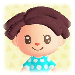 ポップな髪型8