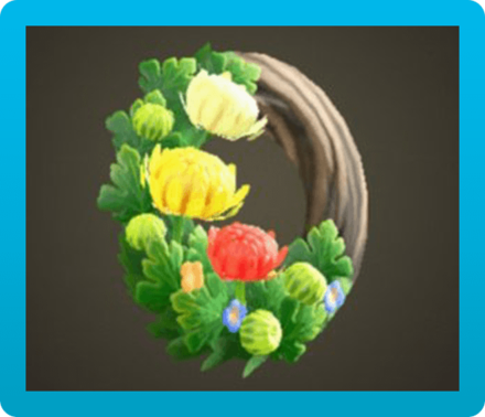 Mum Wreath Icon
