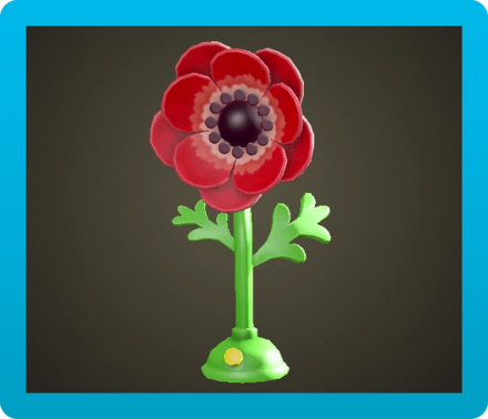 Windflower Fan Image