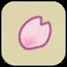 桜のはなびらの画像