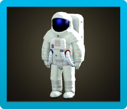 Astronaut Suit Icon