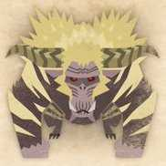 Furious Rajang Icon