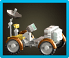 Lunar Rover Icon