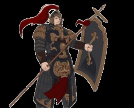 精鋭重甲兵の画像