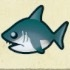 Great White Shark Icon