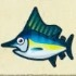 Blue Marlin Icon