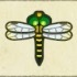 Banded Dragonfly Image