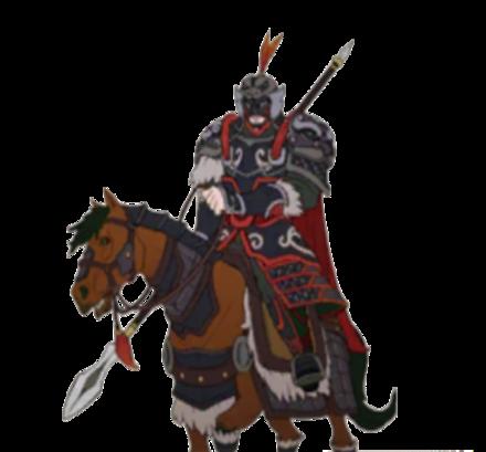 虎豹騎の画像