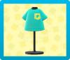 キャンパーのTシャツの画像