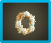 Shell Wreath Icon