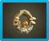 キノコのリース画像