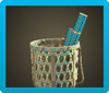Bamboo Basket Icon