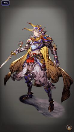 光の戦士の画像