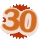 ツムツムのビンゴ30枚目のアイコン