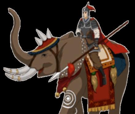 象兵の画像