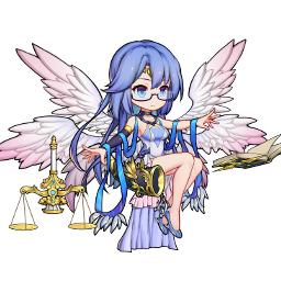 ガブリエル(秩序の天使)のSDアイコン