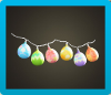 Bunny Day Glowy Garland Icon