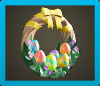 Bunny Day Wreath Icon