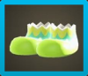 Leaf-Egg Shoes Icon