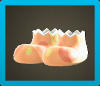 Wood-Egg Shoes Icon
