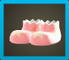 Earth-Egg Shoes Icon