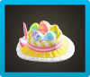 Egg Party Hat Icon