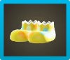 Stone-Egg Shoes Icon