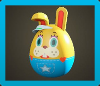 Wobbling Zipper Toy Icon