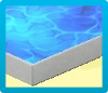 Water Flooring Icon