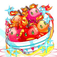 ギガ攻めの果実の画像