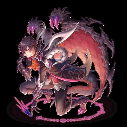 大いなる翼の継承者 リアムの画像