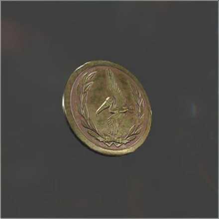 鉄壁のコイン