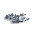53.3cm三連装魚雷