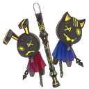チンク専用の武器