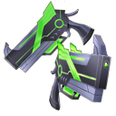 千里万里子専用の武器