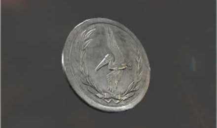 猛攻のコイン