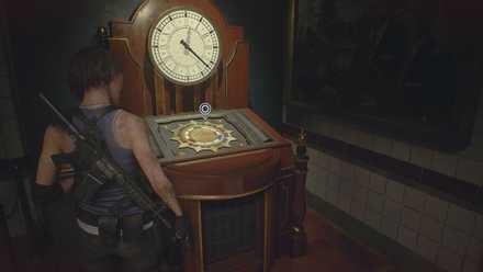 時計台の場所