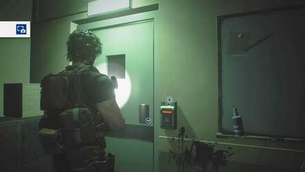 病院のIDカードを使う場所