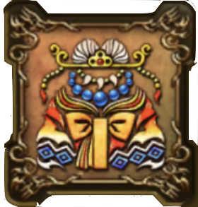 ニマ大師の紋章・下のアイコン