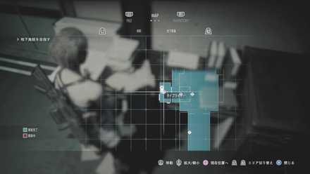 エレベーターマップ